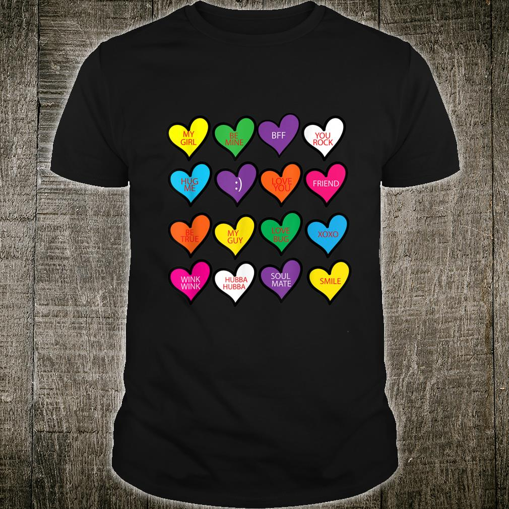 Adorably Cute Valentine's Day Sayings Shirt