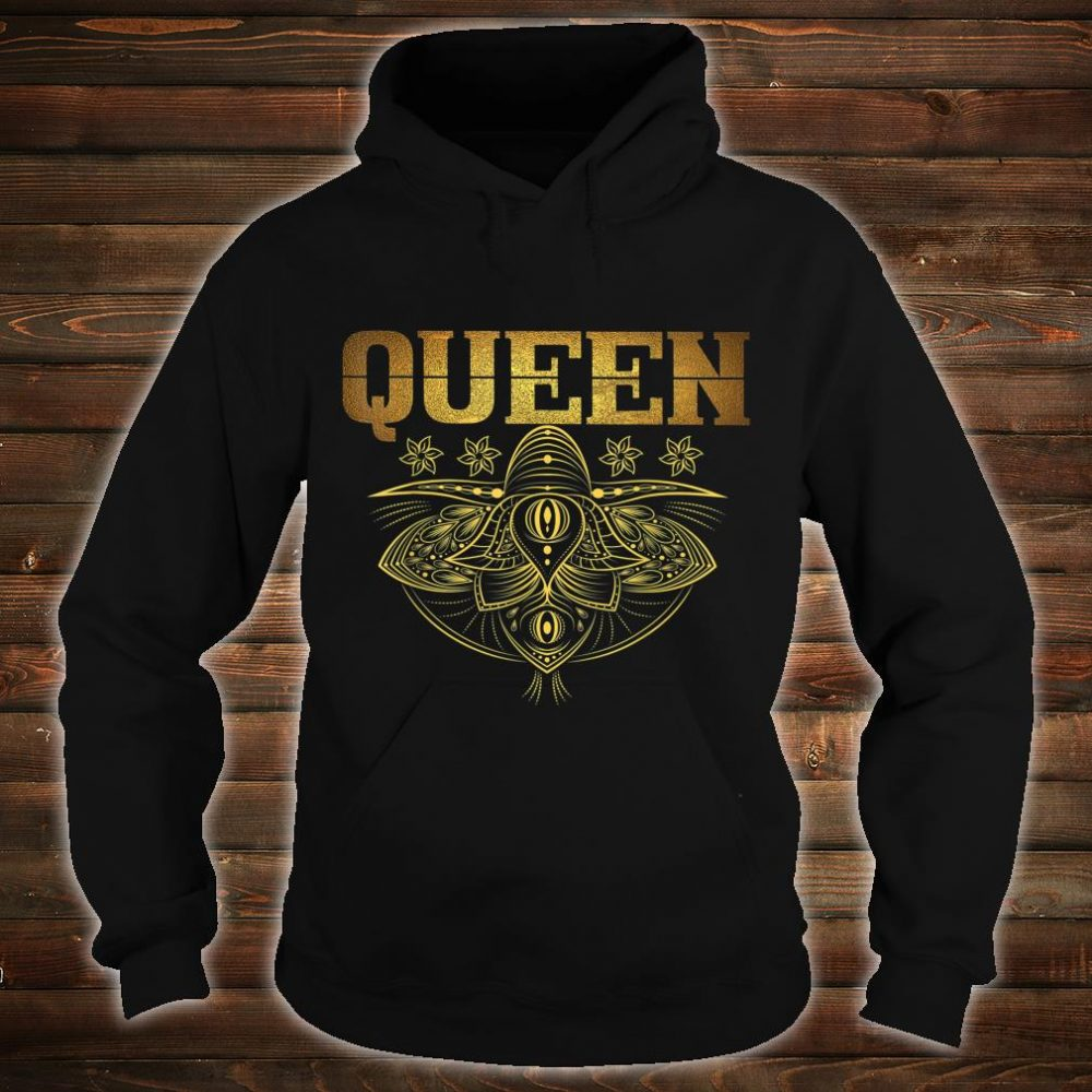 African American for Educated Strong Black Queen Shirt hoodie