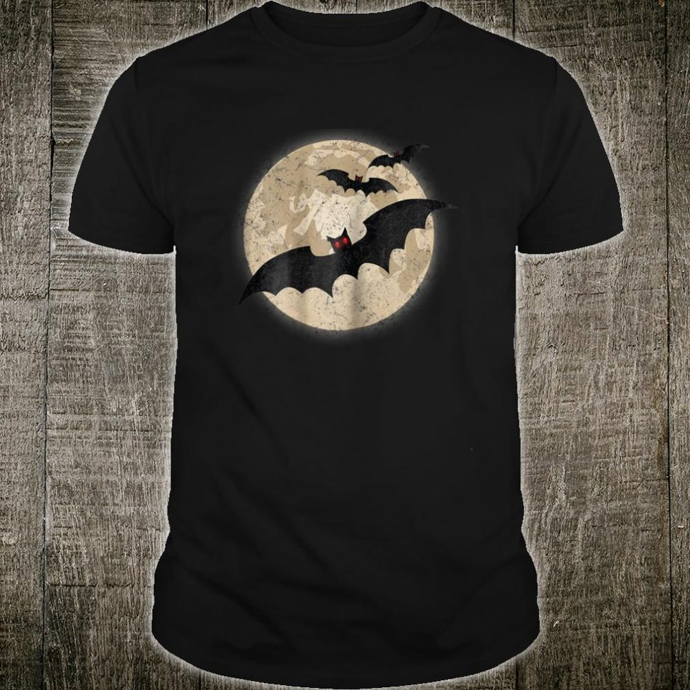 Halloween bat shirts