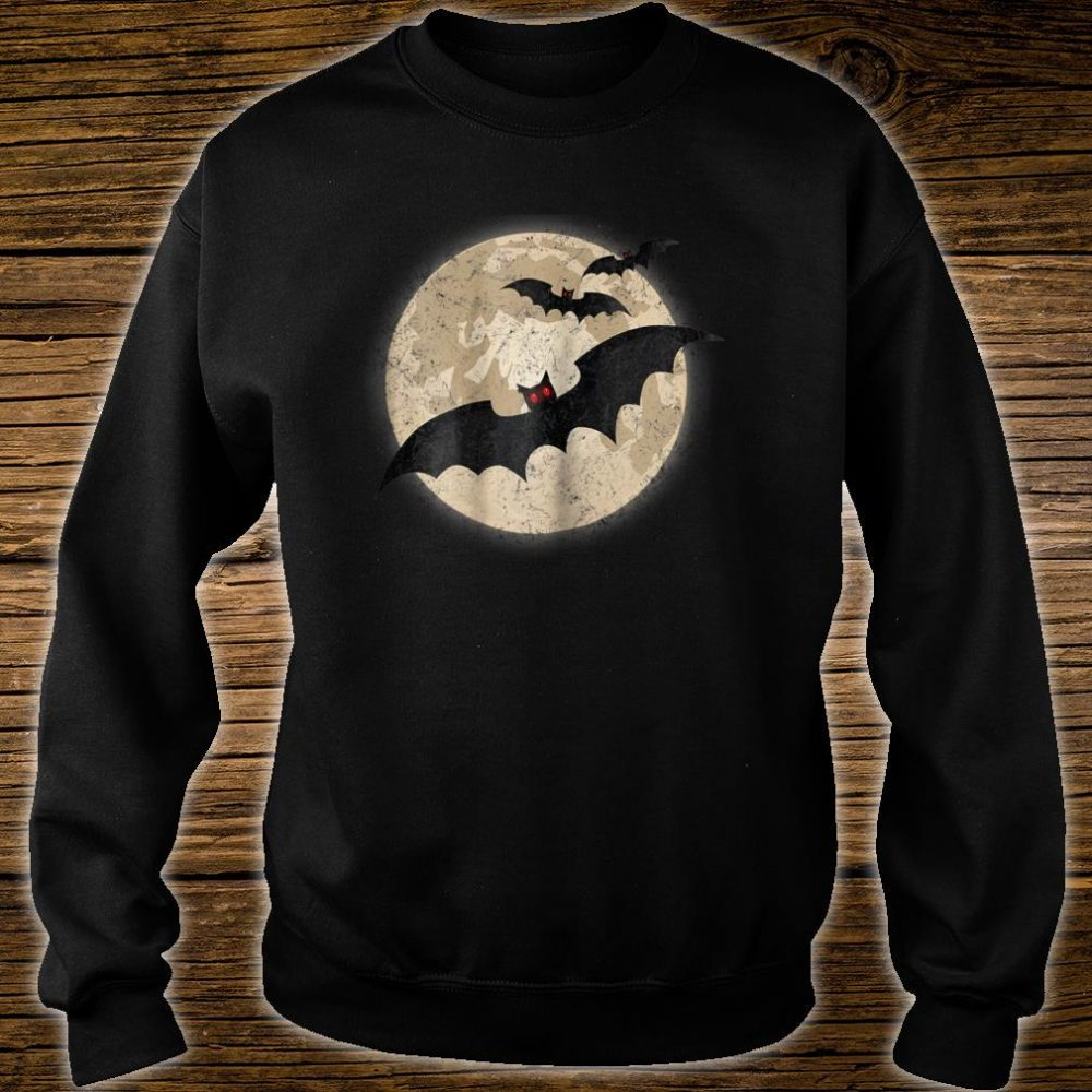 Halloween bat shirts sweater