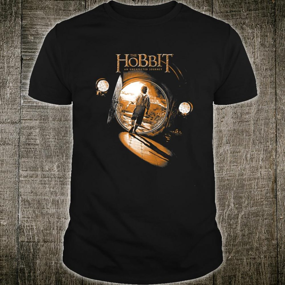 Hobbit Hole Bilbo Shirt