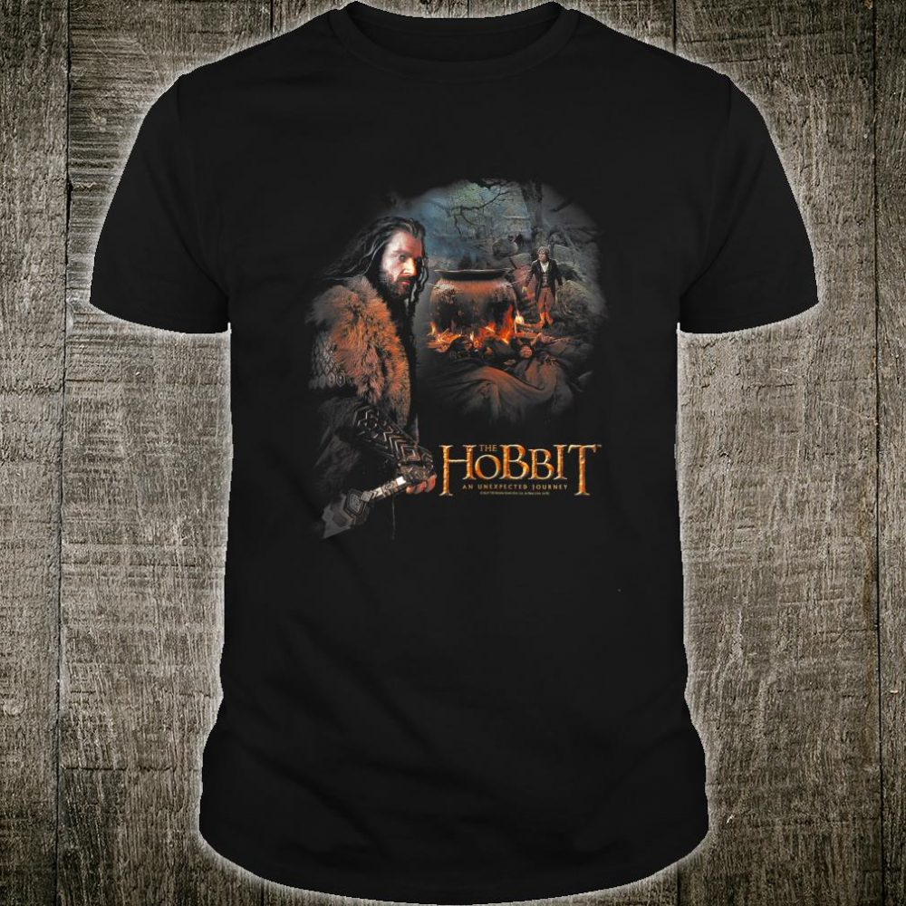 Hobbit Thorin Cauldron Shirt