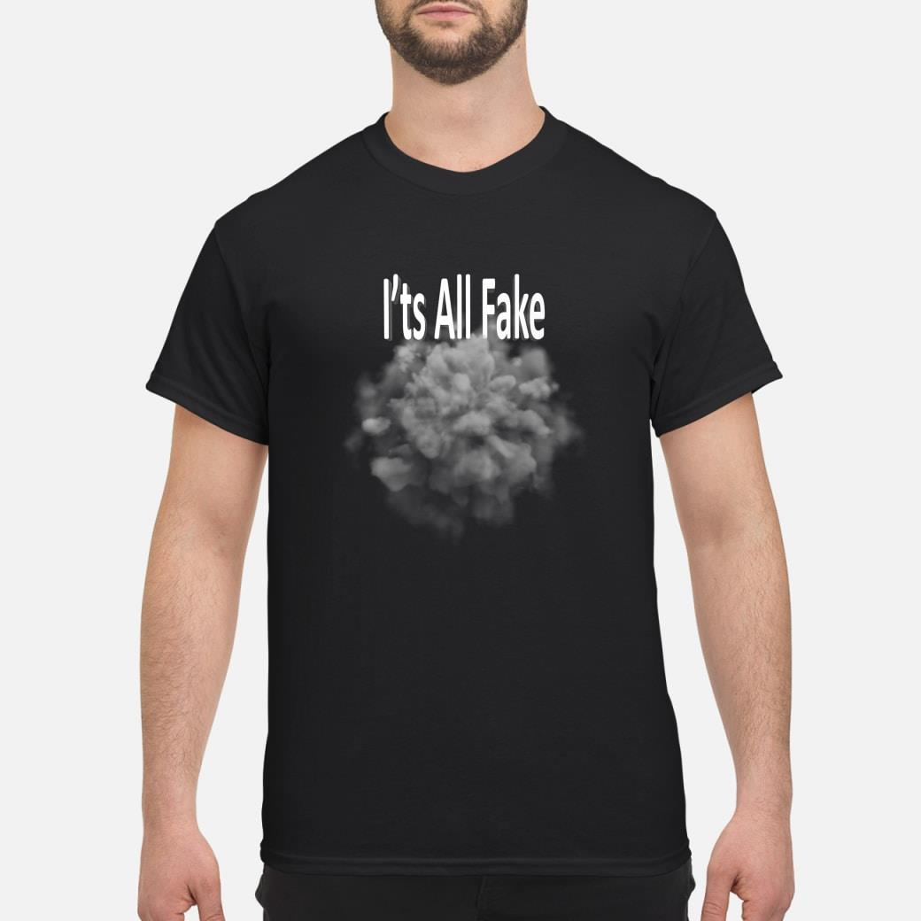 It's All Fake A.F. limited Shirt
