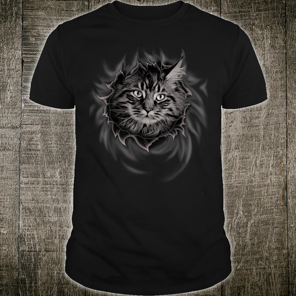 Maine Coon Cat Shirt