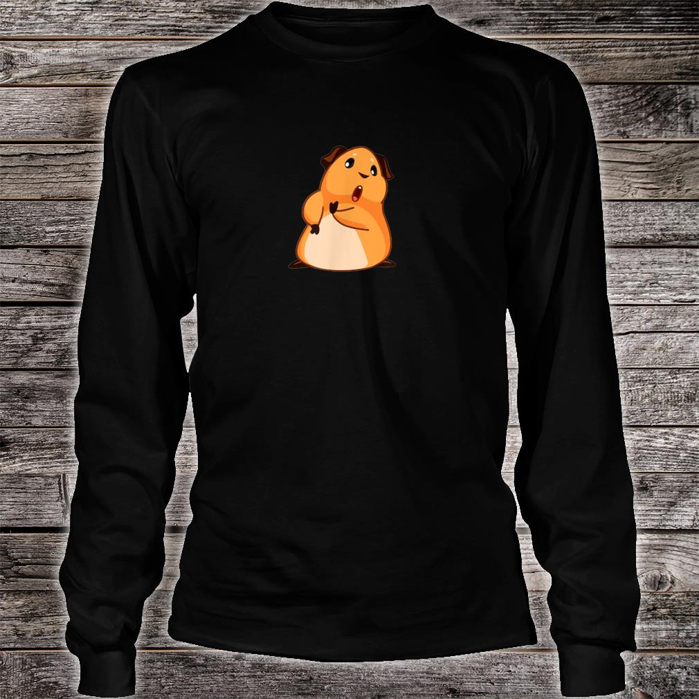 Melie the Cavy Shirt long sleeved