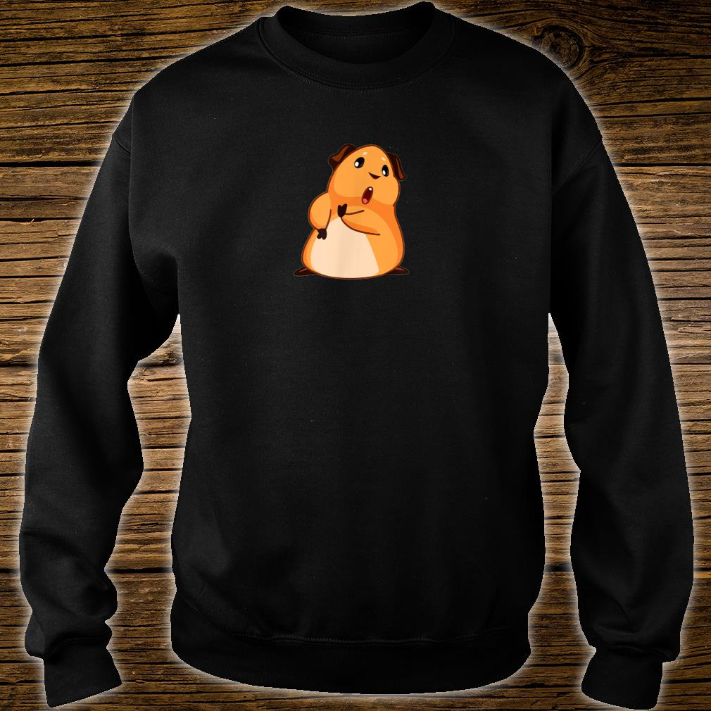 Melie the Cavy Shirt sweater