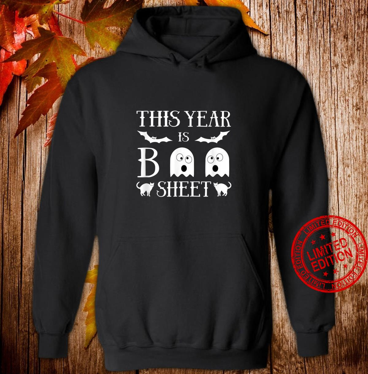 Scary Halloween 2020 BOO SHEET design for this season Shirt hoodie