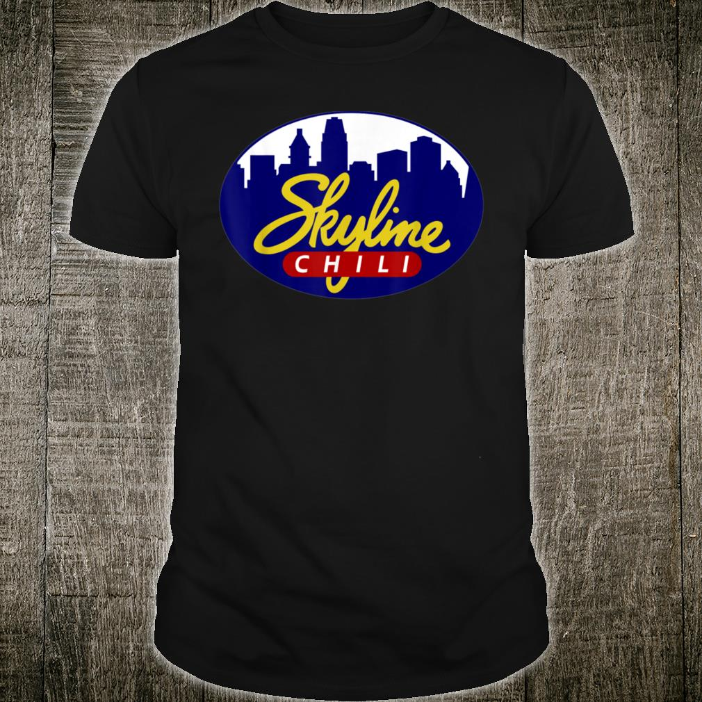 Skyline Chili Shirt