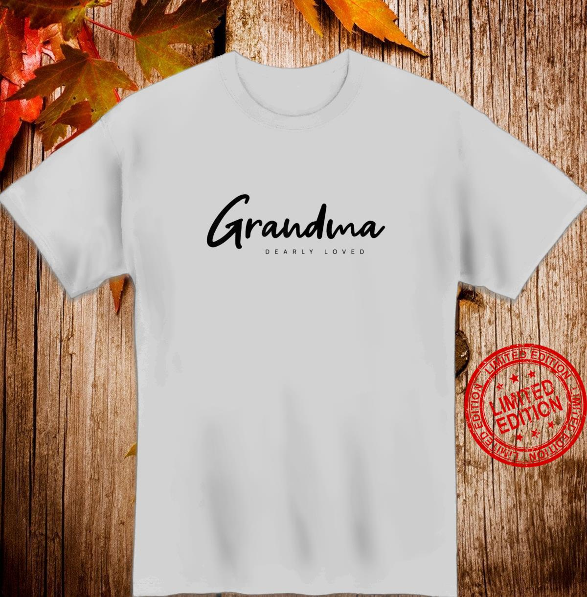 Womens Grandma Shirt