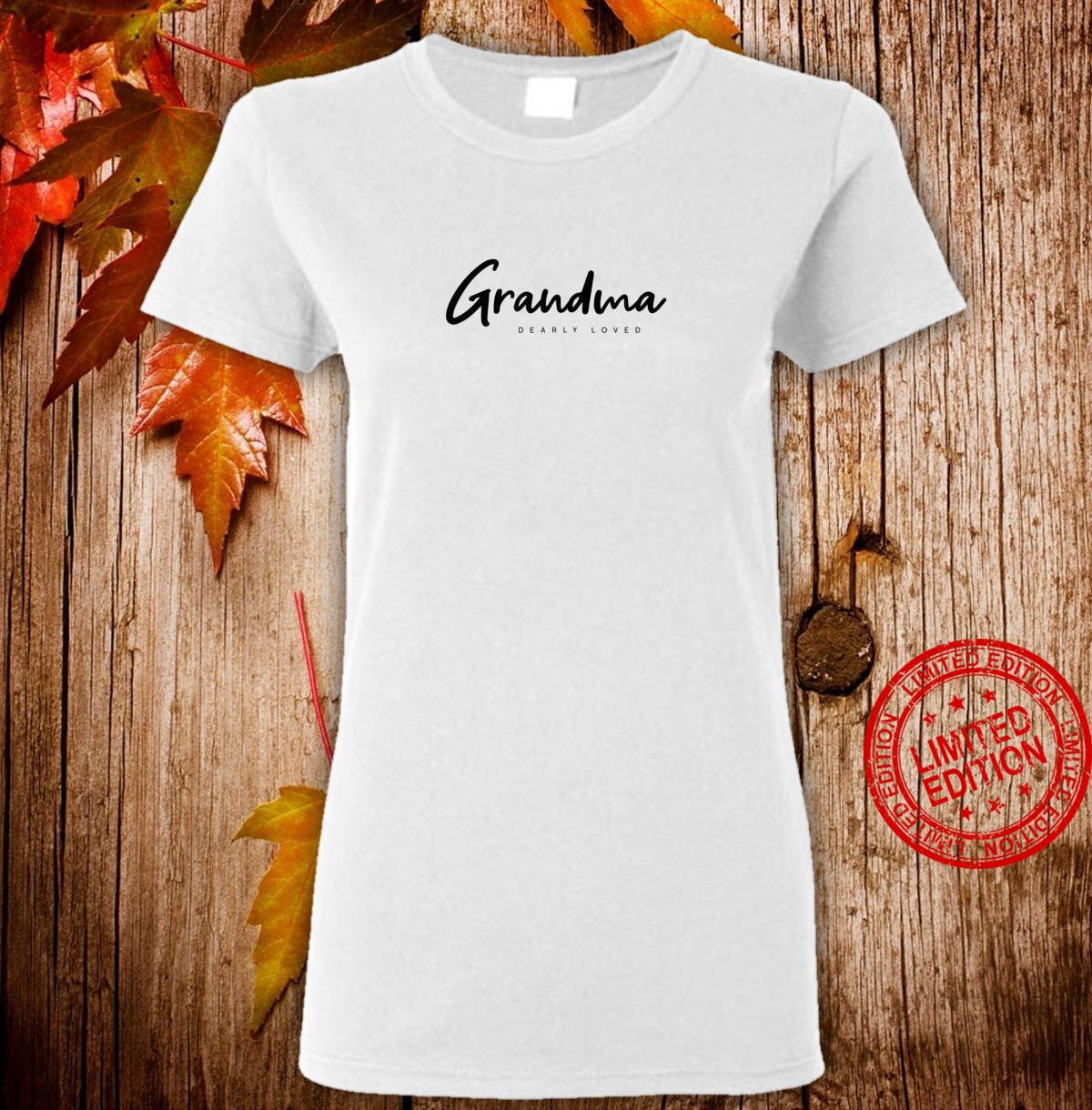 Womens Grandma Shirt ladies tee