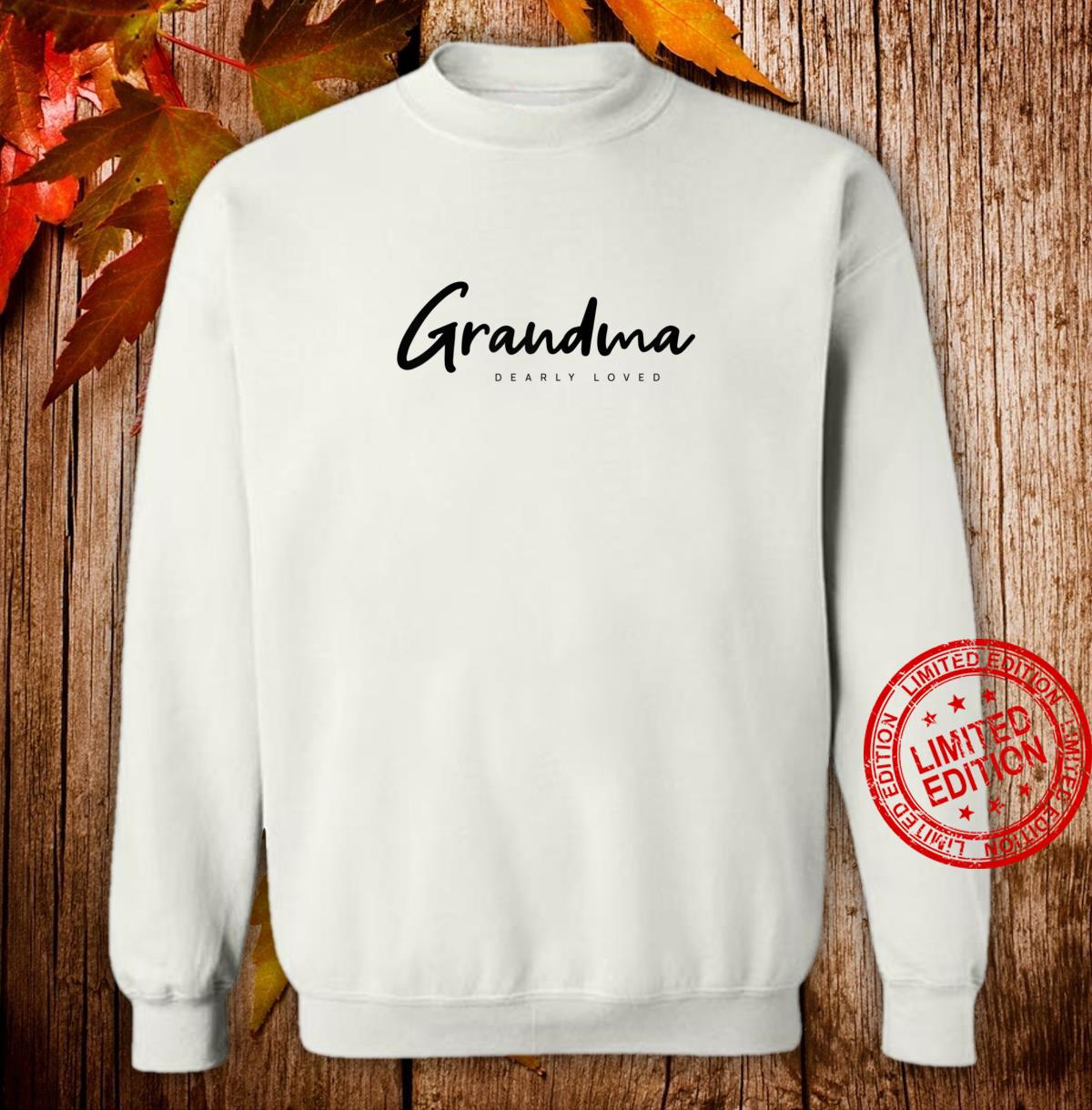 Womens Grandma Shirt sweater